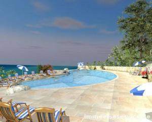 Pool in der Elba Apartment-Anlage Cala Silente in Capoliveri, Insel Elba