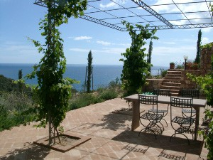 Ferienwohnung Villa Golfo Stella mit Meerblick, Capoliveri, Elba Urlaub