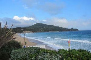 Insel Elba neue Mülltrennung am Lido di Cpoliveri