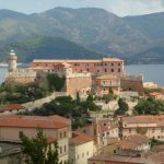 Festung in Portoferraio auf der Insel Elba