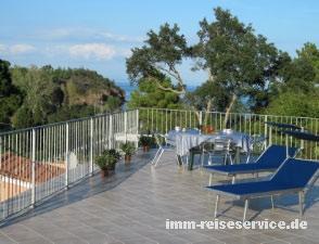 Elba-Ferienwohnung - Elba Serena Mare 1 u 2