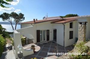 Elba Ferienwohnung Villa Rina mit herrlichem Meerblick in Capoliveri