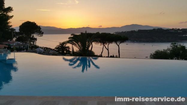 Elba Ferienwohnung Cala Silente,Infinity Pool, Capoliveri