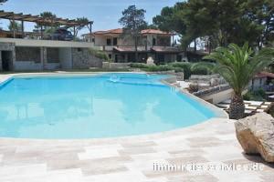 Elba Ferienanlage Cala Silente - Blick auf den Swimming-Pool