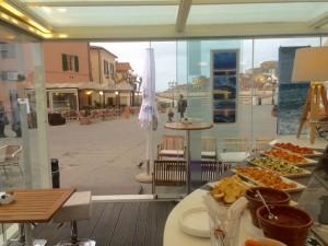 Insel Elba Capoliveri Cafe ControVento
