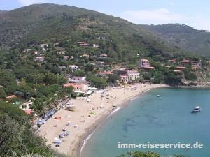 Ferienwohnungen am Strand in Residenz Albatros, Morcone, Insel Elba - bei IMM Reiseservice buchen