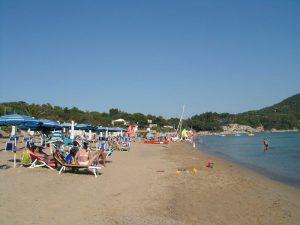 Lido di Capoliveri, Insel Elba, Strand, Ferienhaus am Meer,
