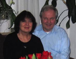 Ingrid Mangold-Mertin und Eberhard Mertin Inhaber von IMM Reiseservice KG, Vermittlung von Ferienhäusern, Ferienwohnungen, Villen - Insel Elba und Toscana