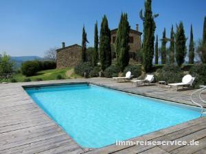 Fattoria Casabianca -Poggio Cenni, Toskana Weingut, Ferienwohnungen mit Pool