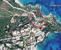 Google Earth - Cala Silente