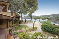 Ferienwohnung Cala Silente Lucilla - Haus und Umgebung