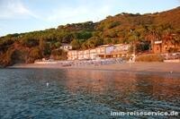 Ferienwohnung Cala Silente Lucilla - Strand von Pareti