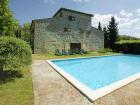 Ferienhaus Toskana für 8 Personen mieten - Ferienhaus Villa LisiDor in Gaiole