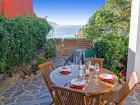 Ferienwohnung Elba mieten - Ferienwohnung Casa Lia Patio in Scaglieri
