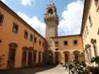 Schloss Toskana für 9 Personen mieten - Schloss Castello di Montegufoni in Montespertoli