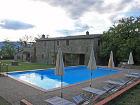 Ferienwohnung Toskana mieten - Ferienwohnung Fattoria Casabianca - 3-Zimmer-Wohnung mit Pool in Siena